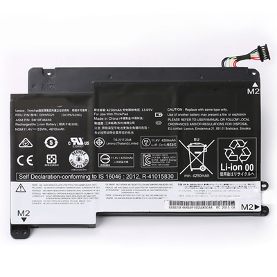 Batterie pour Lenovo ThinkPad S3 Yoga 14