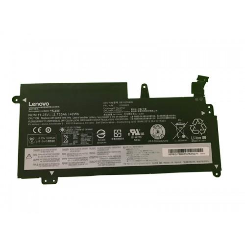 Batterie pour Lenovo ThinkPad New S2 20GUA004CD