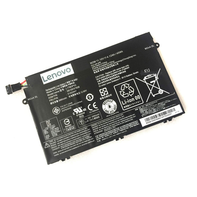 Batterie pour Lenovo ThinkPad E480