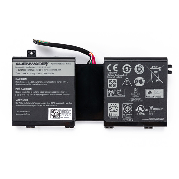 Alienware 18 Batterie
