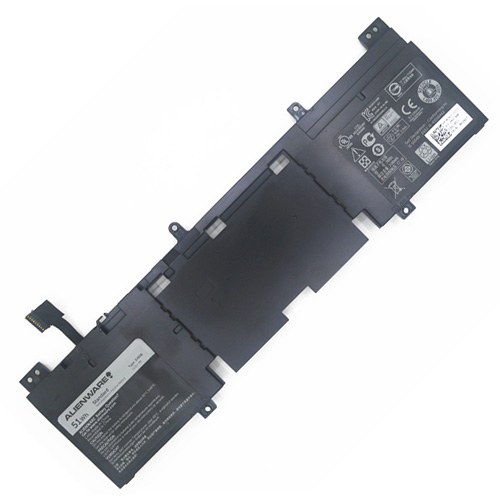 Batterie pour Dell Alienware 13 R1