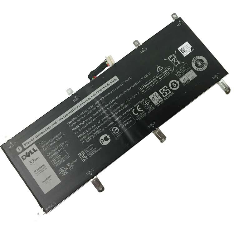 Batterie pour Dell Venue 10 Pro 5000