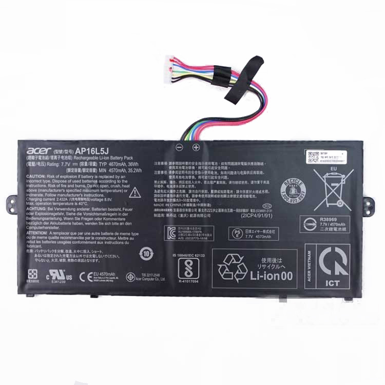 Batterie pour Acer Swift 5 SF514