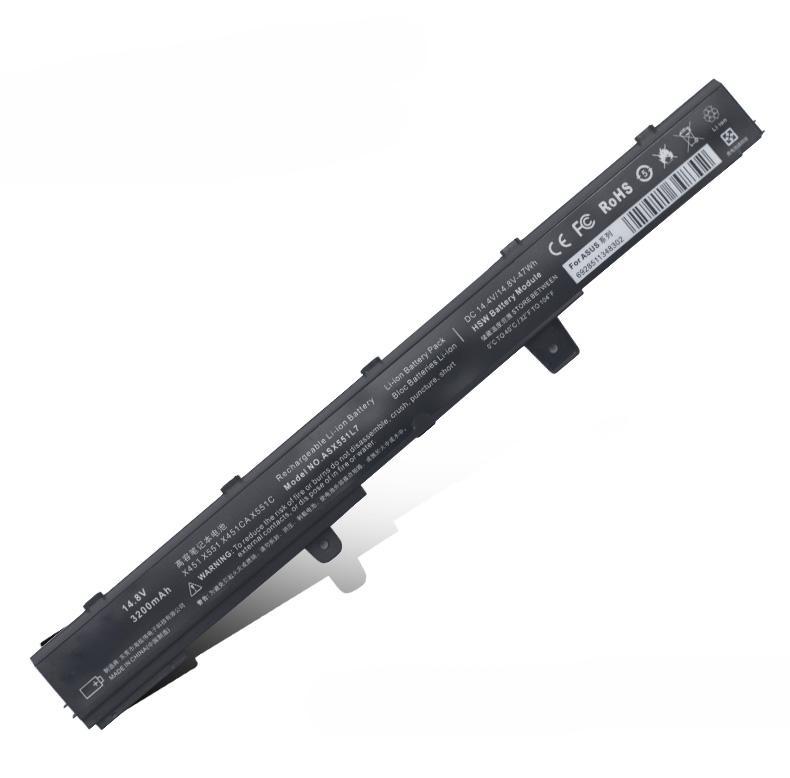 Batterie pour Asus D551CA