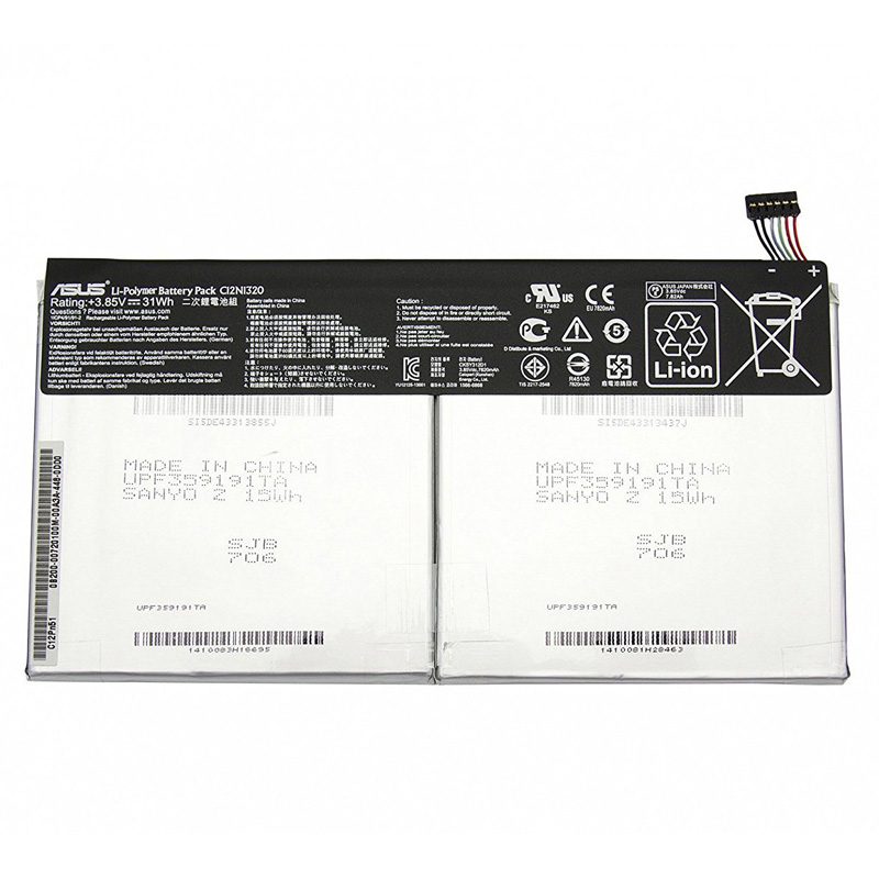 Batterie pour Asus Transformer Book T100TAF
