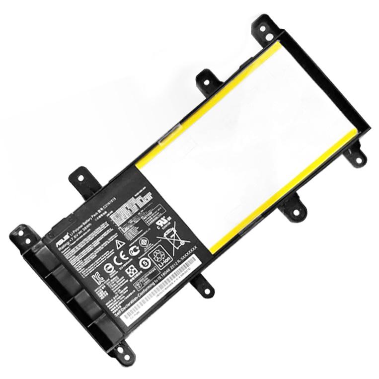 Batterie pour Asus X756UQ