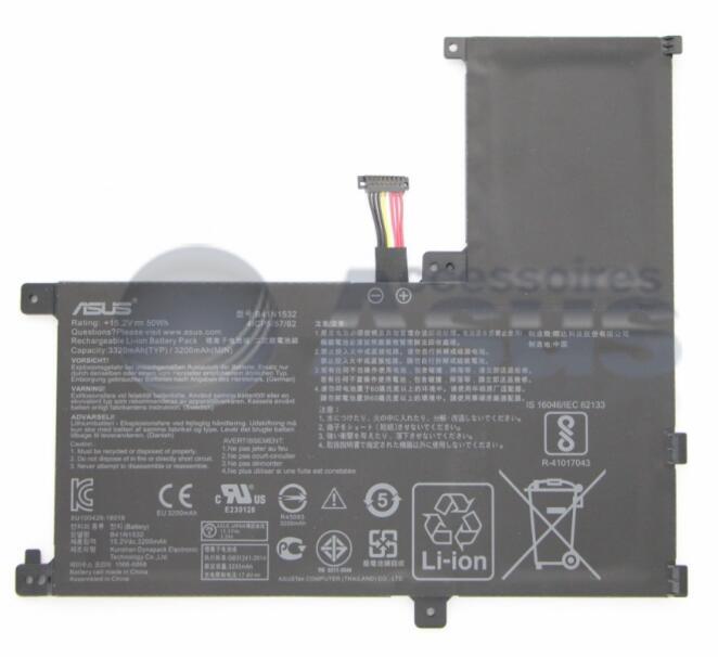 Batterie pour Asus Zenbook 13 UX333FA