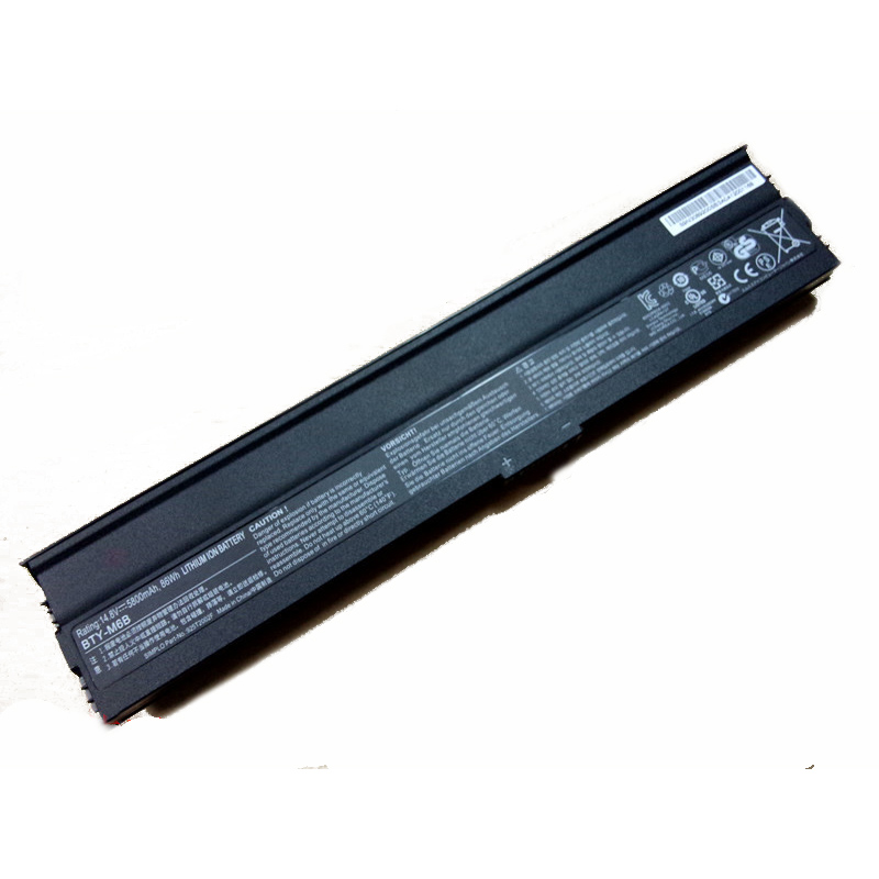 Batterie pour MSI BTY-M6B
