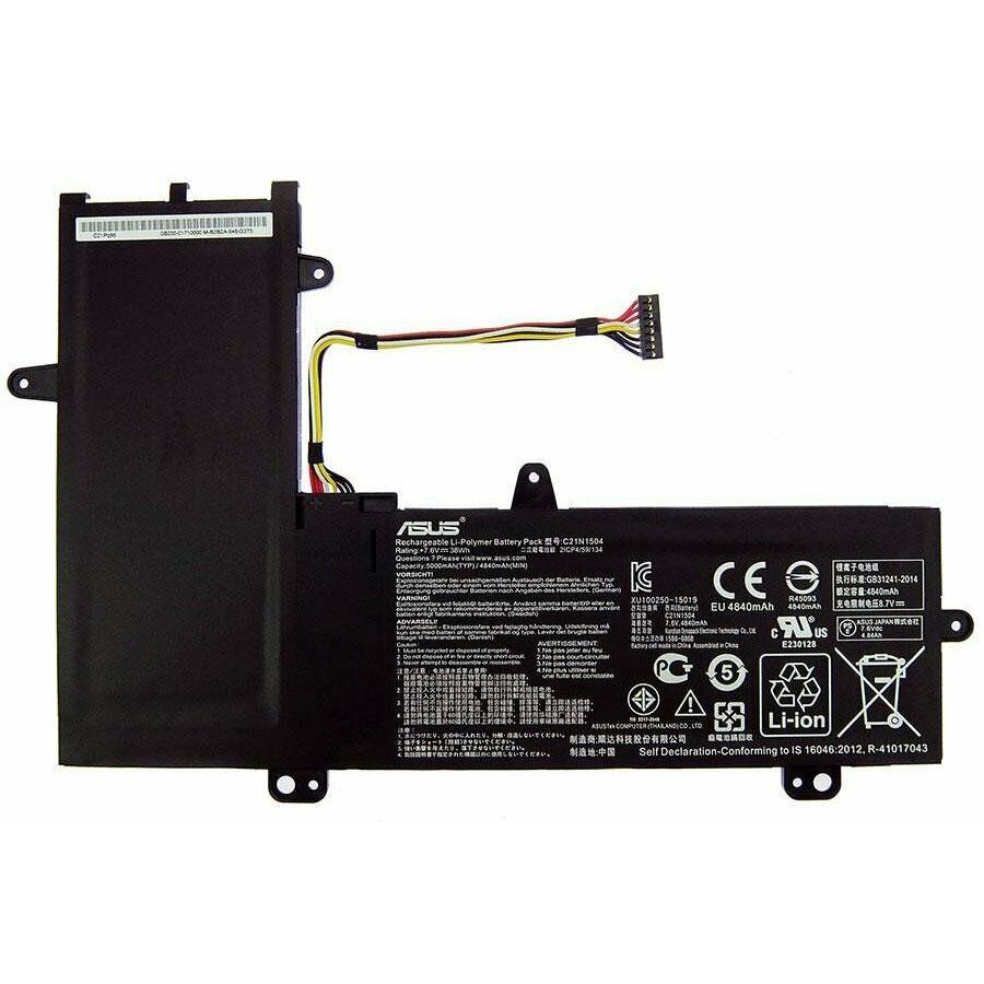 Batterie pour Asus B21N1504