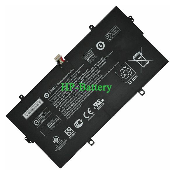 47.58Wh Batterie pour HP Elite X3 LAP DOCK