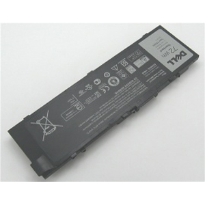Batterie pour Dell Precision 15 7000 Series (7510)