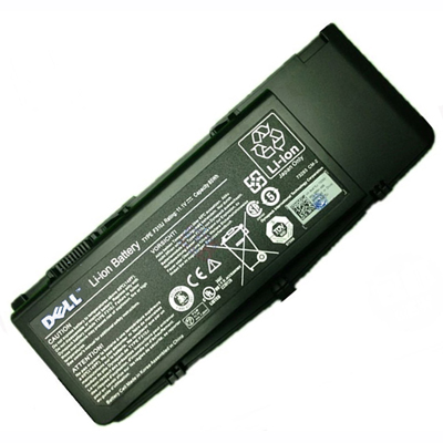 86Wh Batterie Dell Alienware M17x R2