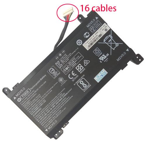 86Wh Batterie pour HP Omen 17-AN000NB