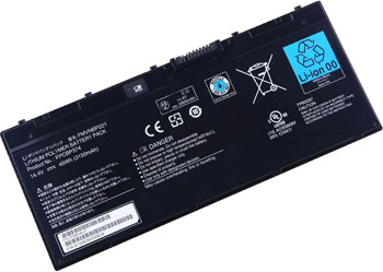 Batterie pour Fujitsu Stylistic Quattro Q702