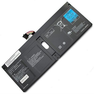 Batterie pour Fujitsu LifeBook U904-0M75A1DE