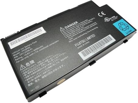 Batterie pour Fujitsu LifeBook N6000 Series