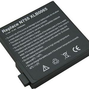 Batterie pour Fujitsu Amilo D-6830