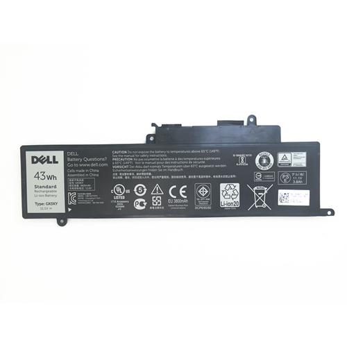 Batterie pour Dell Inspiron 13 7000 Series (7352)