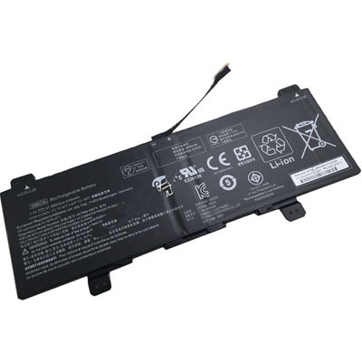 47.3Wh Batterie pour HP Chromebook X360 11 G1 EE