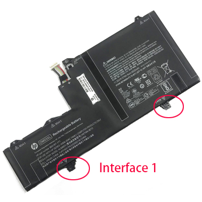 57Wh Batterie pour HP OM03XL