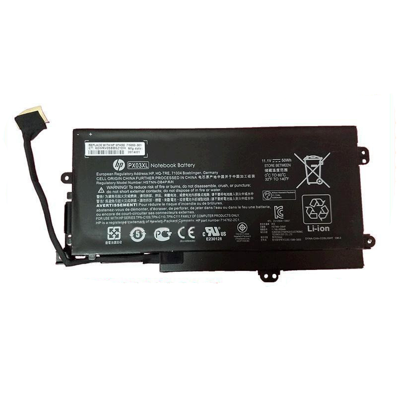 Batterie pour HP TPN-C111
