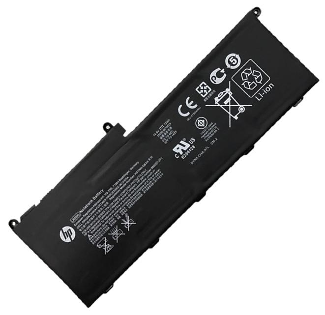 5000mAh Batterie pour HP ENVY 15-3002tx