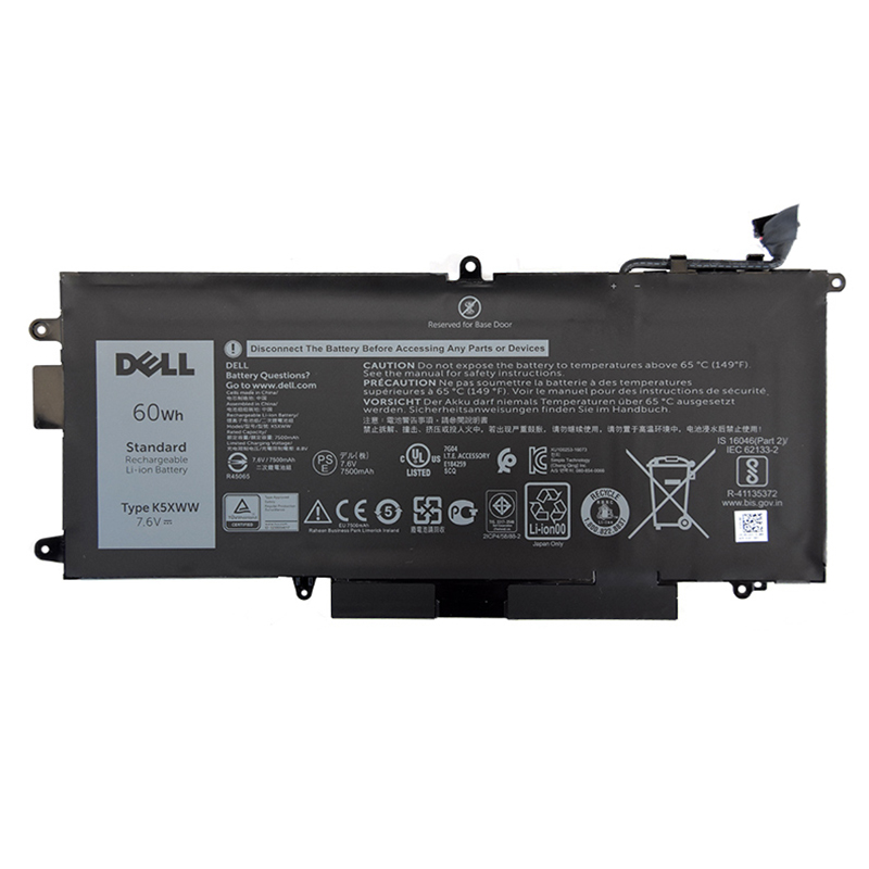 Batterie pour Dell Latitude 7390
