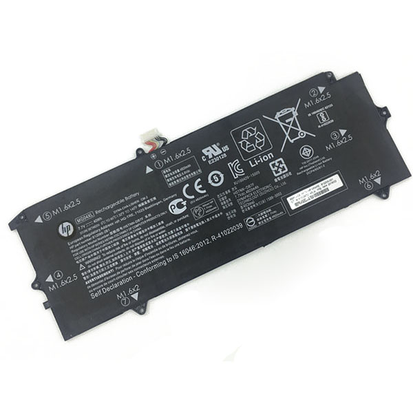 40Wh Batterie pour HP Elite x2 1012