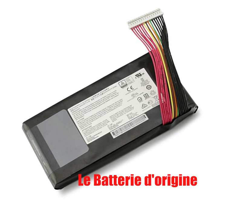 Batterie pour MSI BTY-L78
