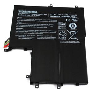 batterie pour toshiba satellite u800w 7 4v 54wh. Black Bedroom Furniture Sets. Home Design Ideas
