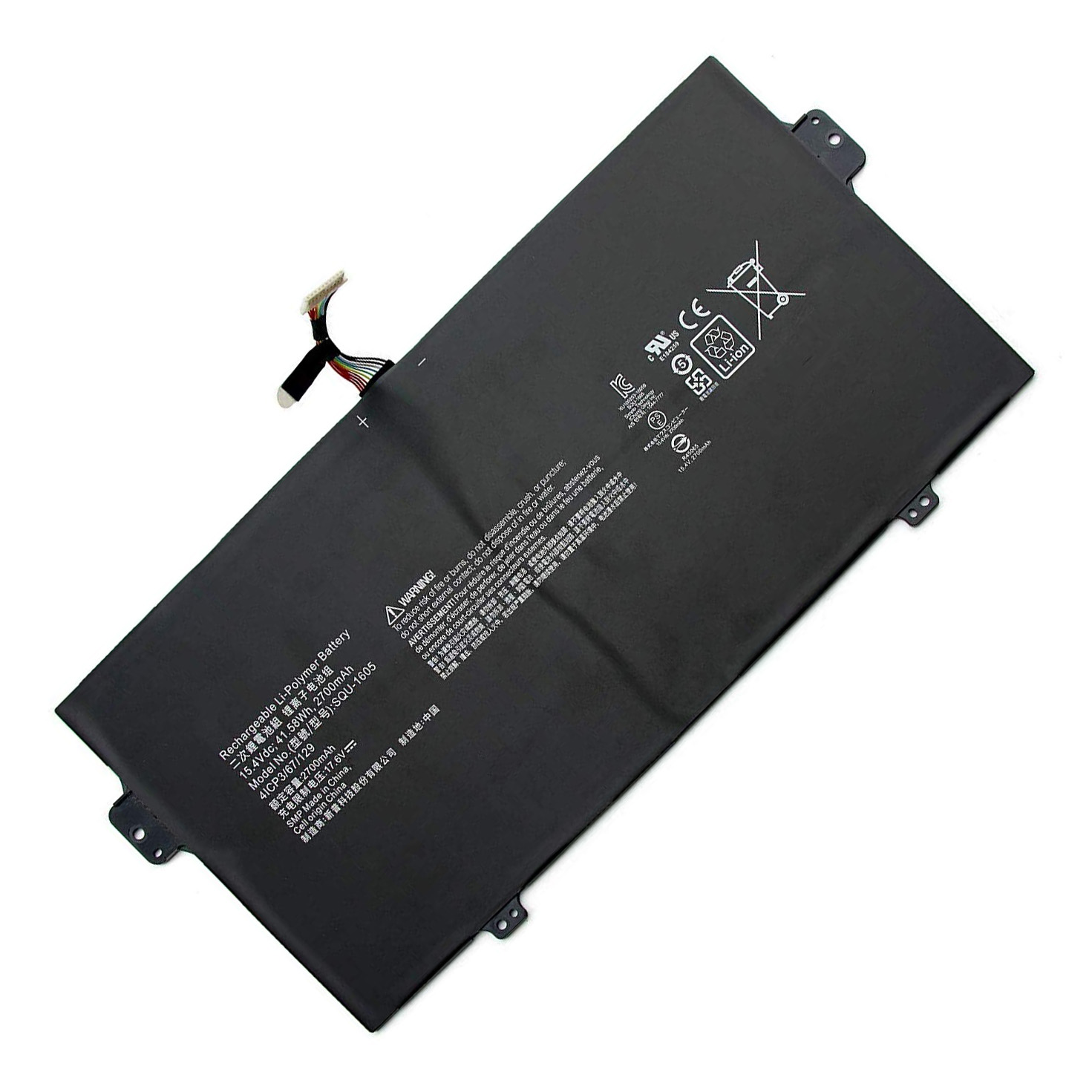 Swift 7 SF713-51 Batterie