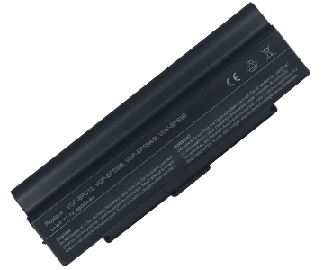 Batterie pour Sony VAIO VGN-CR92NS