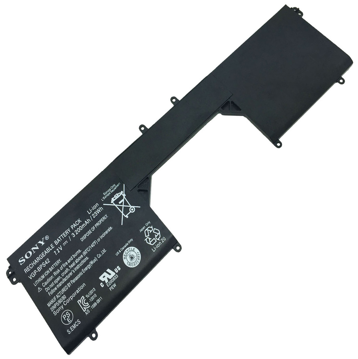 Batterie pour Sony vaio Fit 11A