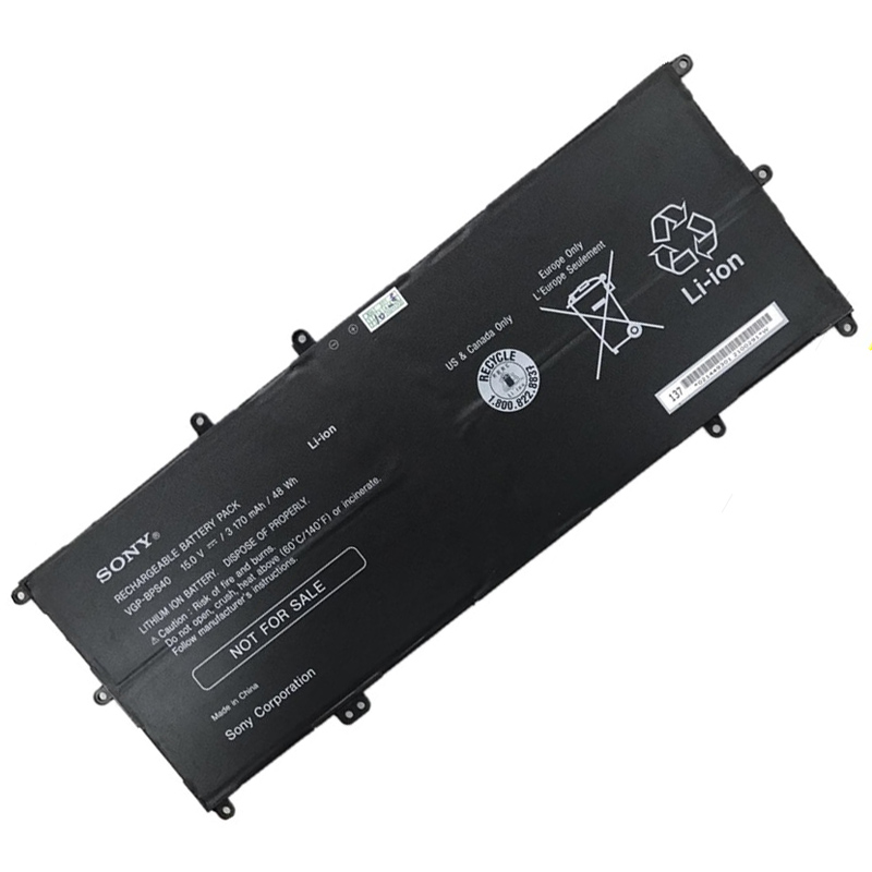 Batterie pour Sony vaio fit 15a