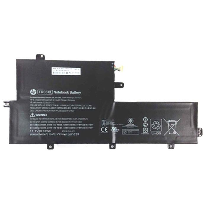 33Wh Batterie pour HP TR03XL