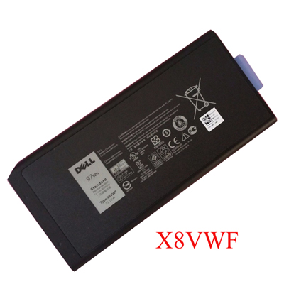 Batterie pour Dell Latitude E7404