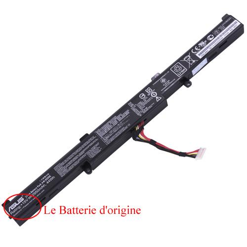Batterie pour Asus R751JB